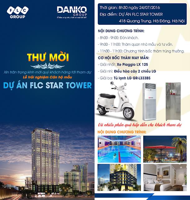 Mở bán FLC Star Tower