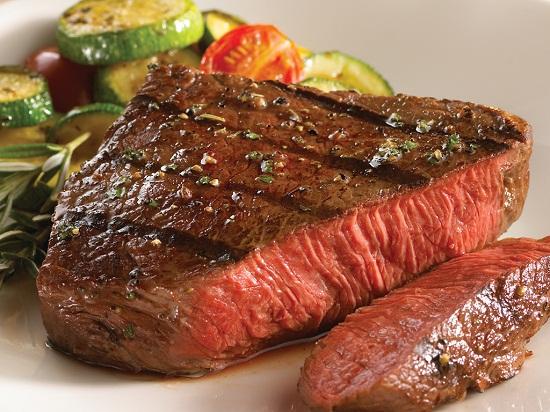 steak daging sirloin