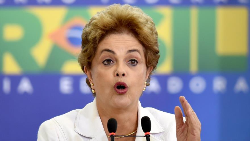 Rousseff denunciará ante la ONU el intento 'golpista' en su contra