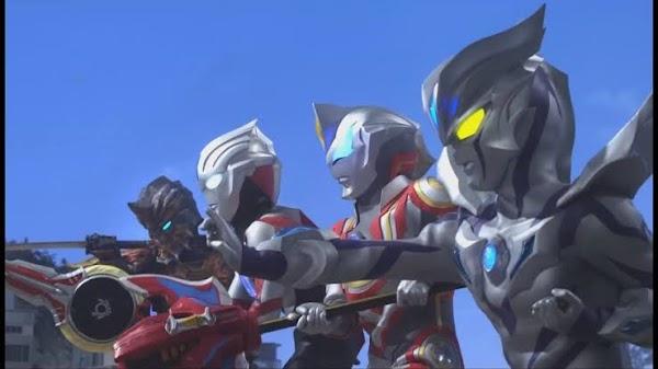 Inilah Jadwal Tayang Ultraman Geed The Movie Di RTV