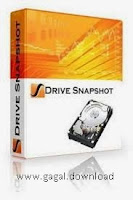 drive snapshot full keygen terbaru
