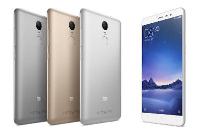 Xiaomi Redmi Note 3 Pro, smartphone recomendado