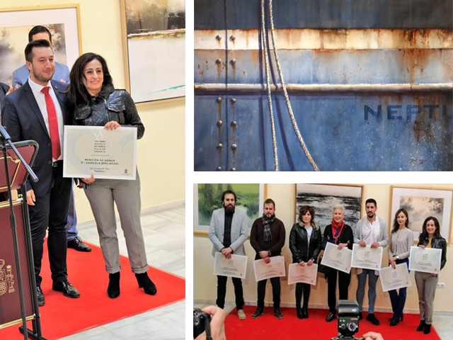 Mención de Honor, XV Certamen Nacional de Acuarela Villa Caudete 2018