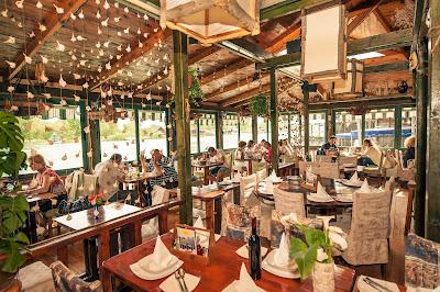 Riblji restoran u Ulcinju