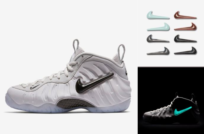 42fbd8e0f8c Here is a look at the Nike Air Foamposite Pro QS