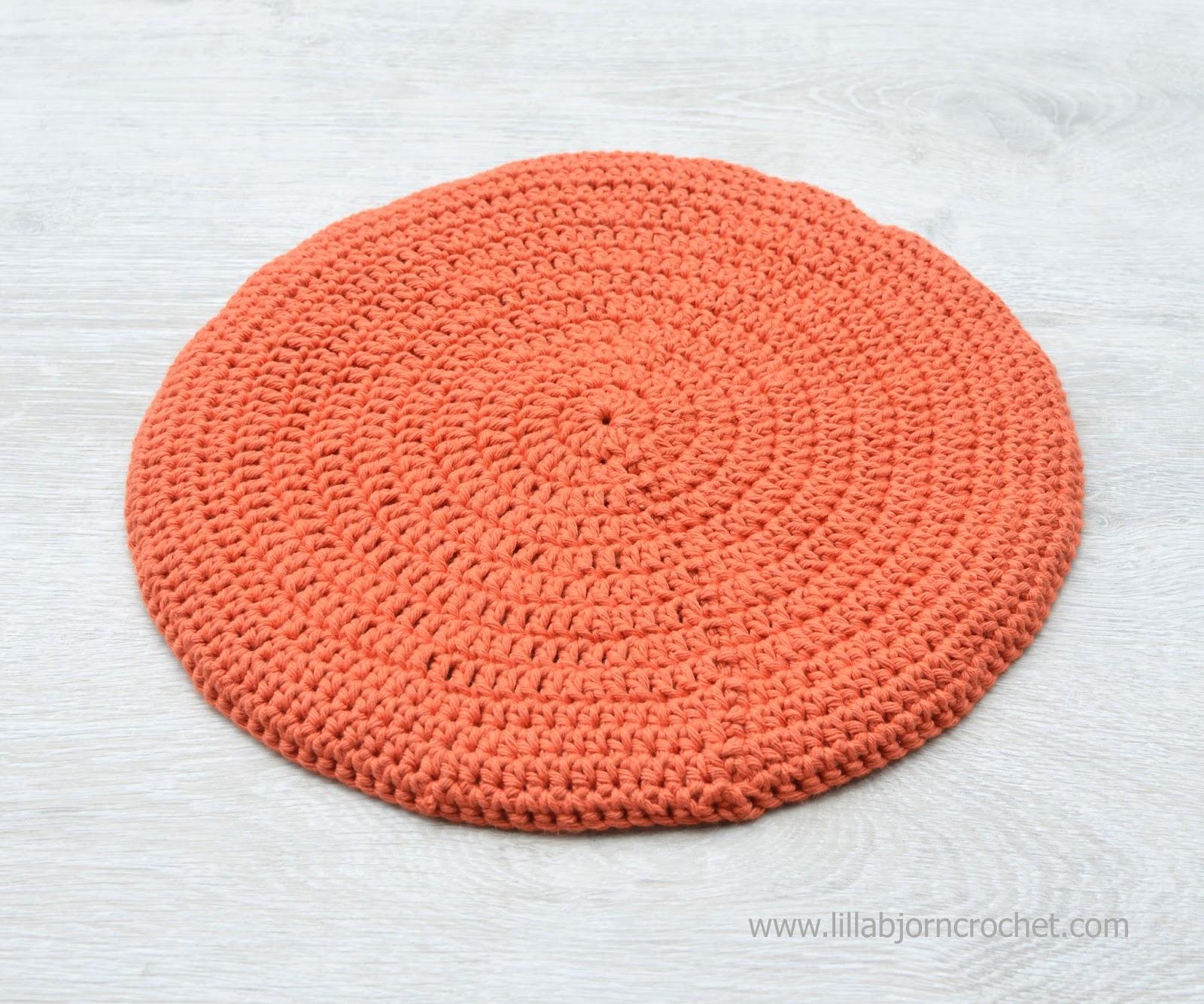 Geometric Mandala: Simple and Clear Crochet Design | LillaBjörn\'s ...