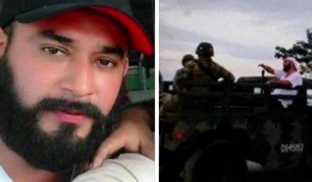 """El fiscal Winckler acusado de brindar protección a """"El Lagarto"""" jefe de plaza del CJNG y usar camionetas oficiales."""