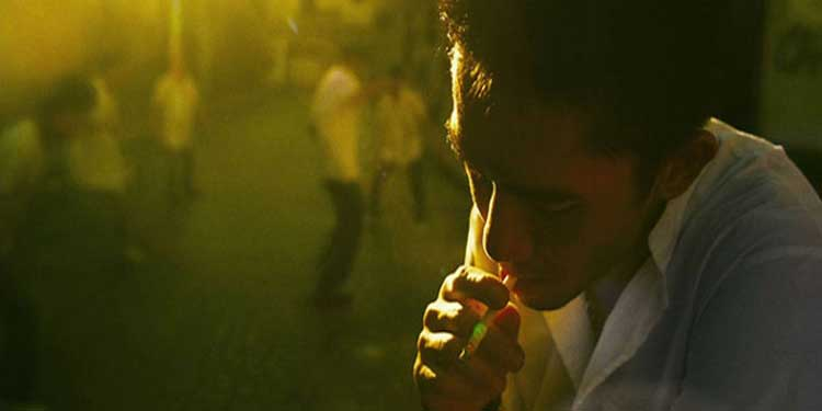 Tony Leung stars in Wong Kar-Wai's Happy Together.