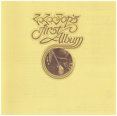 Point Blank Games Zz Top Zz Top S First Album 1971