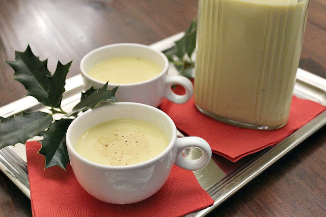 Rompope recipe Mexican Eggnog