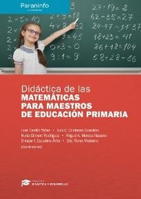 Didáctica de la Matemática, Maestros, Educación Primaria