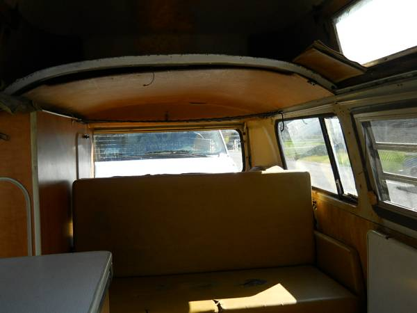 Used Rvs 1971 Vw Adventure Wagon High Top Camper For Sale