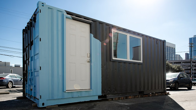 Calico Container Home