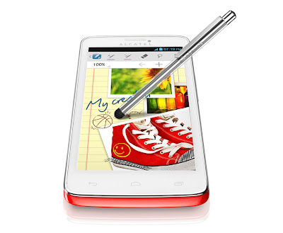 Alcatel One Touch Scribe Easy (8000D)