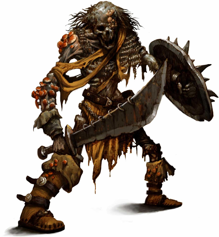 The Lair: 10 Variant Skeletons