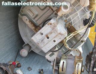 Cómo cambiar caja de lavadora Electrolux