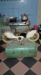LAPAK BARANG ANTIK : DIJUAL Mainan Sepeda ANak Jadoel