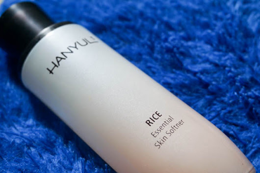 Review: Hanyul Rice Essential Skin Softner