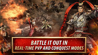 Game Dynasty Warriors:Unleashed V1.0.0.5 Apk3