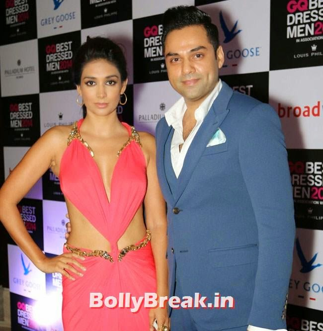 Preeti Desai and Abhay Deol, Evelyn, Kim, Nargis Sizzle at GQ Best Dressed Men 2014 Awards