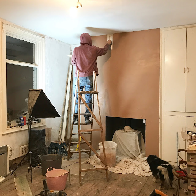 DIY plastering first timers