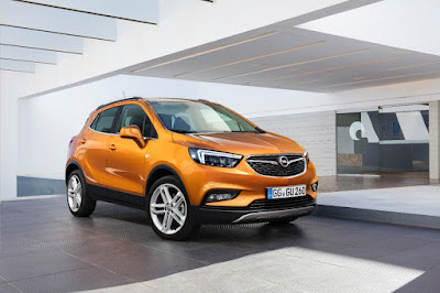 Ενσωμάτωση Smartphone στο νέο Opel Mokka X: Radio R 4.0 IntelliLink και NAVI 900 IntelliLink
