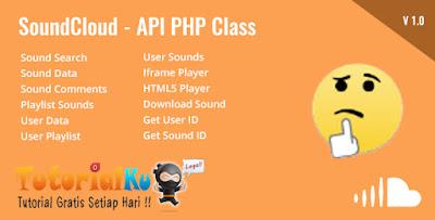 KABAR BURUK !! Perubahan API Soundcloud Terbaru 2016-2017