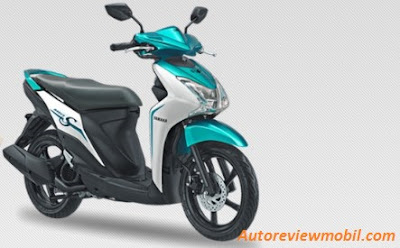 Harga Spesikasi Yamaha Mio S