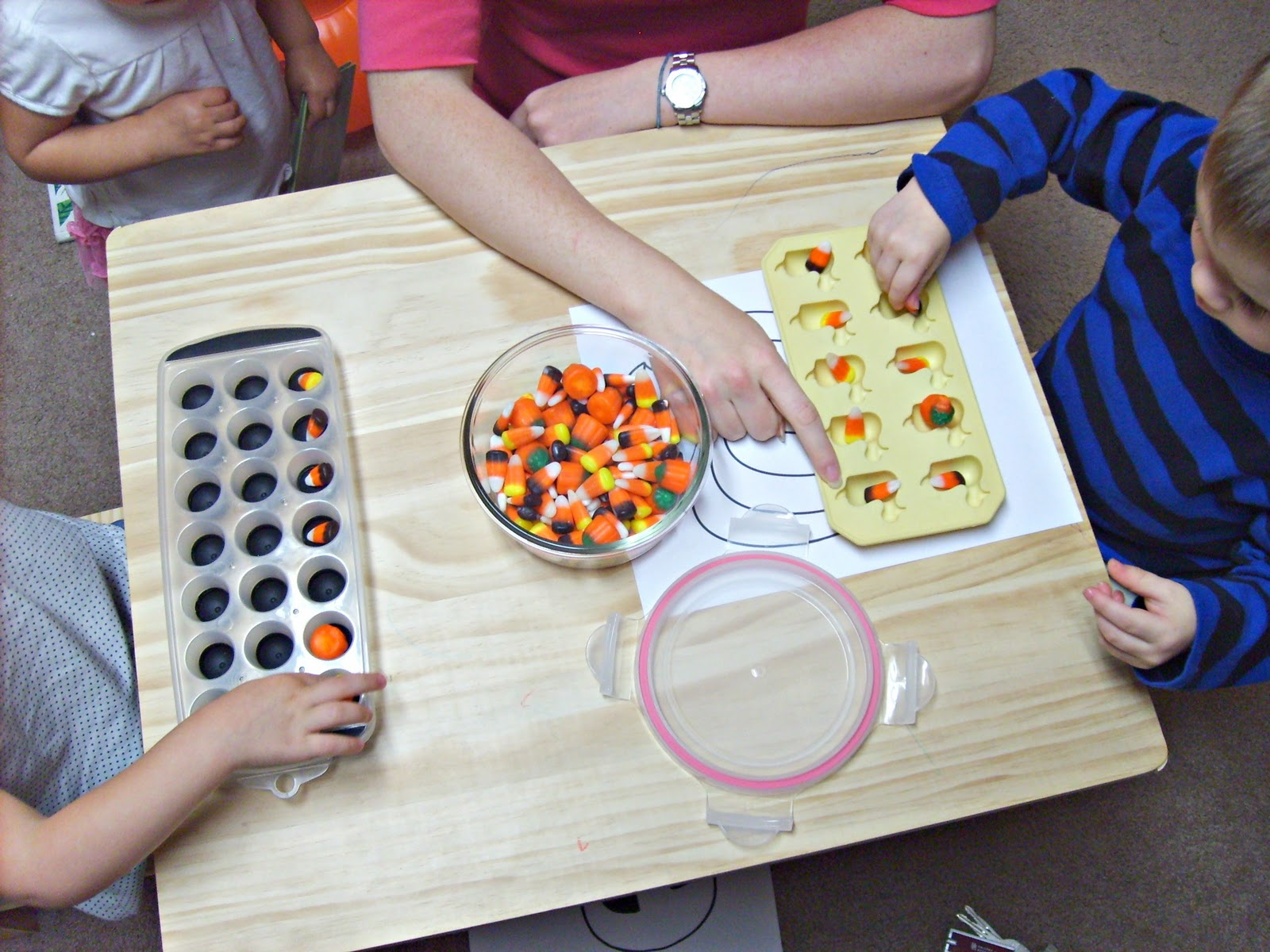 The Red Kitchen 4 Fun Halloween Preschool Activities