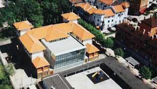 Fotomontaje de la obra a realizar en el antiguo colegio Juan Ignacio Gorostiza