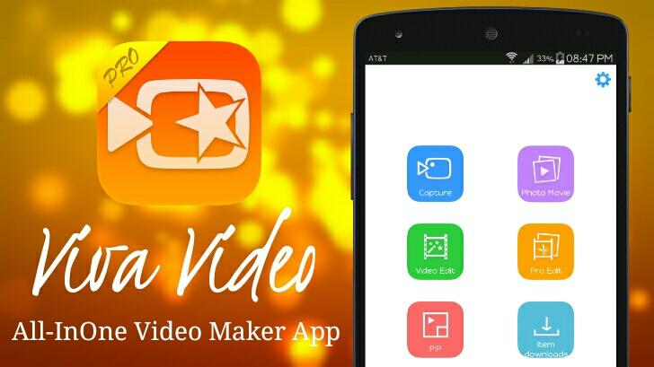 VivaVideo Pro: Video Editor v4.5.8 Apk
