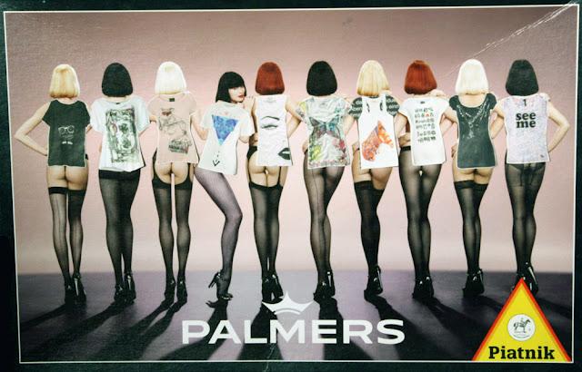 Kris Kind 2009, Palmers girls mit shirts, Puzzle