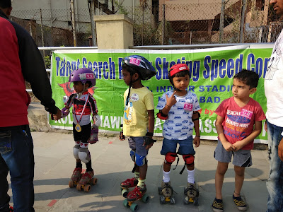 toddler skaters in Hyderabad