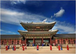 Gyeonbokgung - Salika Travel - Korea Group Series Feb-Mar 2018