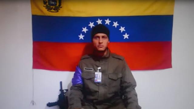 Reaparece el piloto del helicóptero tras ataque al Tribunal Supremo de Venezuela