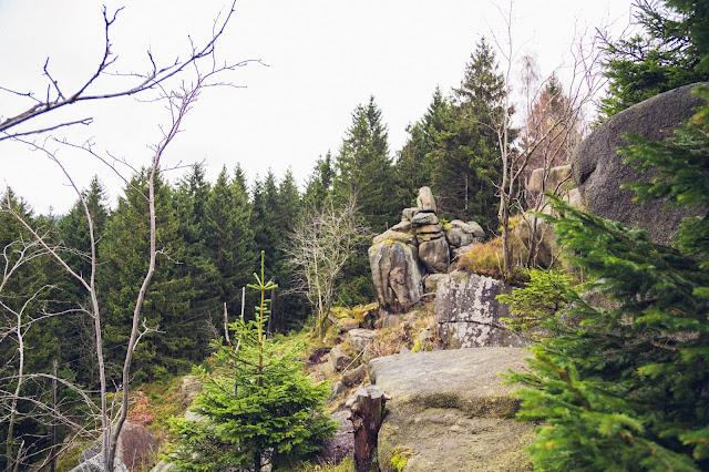 Kästeklippentour Bad Harzburg  Premiumwanderung Harz  Wandern-Harz 13