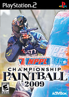 NPPL Championship Paintball 2009 (PS2)