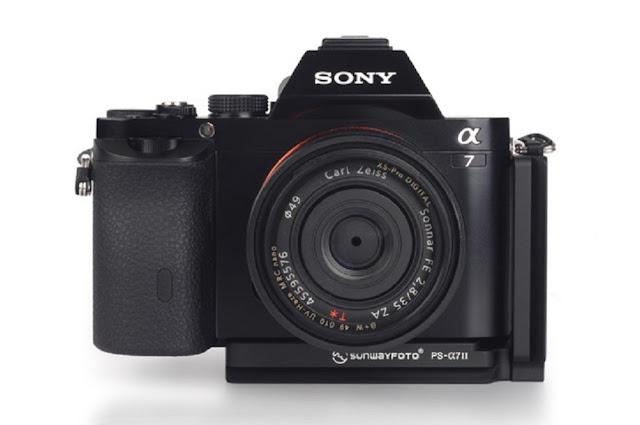 SONY a7 w/ Sunwayfoto PSL-a7II L Bracket