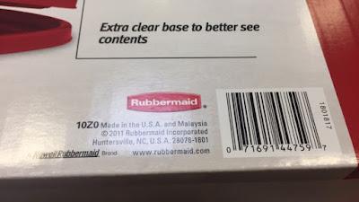 Bộ hộp nhựa đựng thực phẩm 12 hộp bonus 2 hộp Rubbermaid hàng sản xuất tại Mỹ