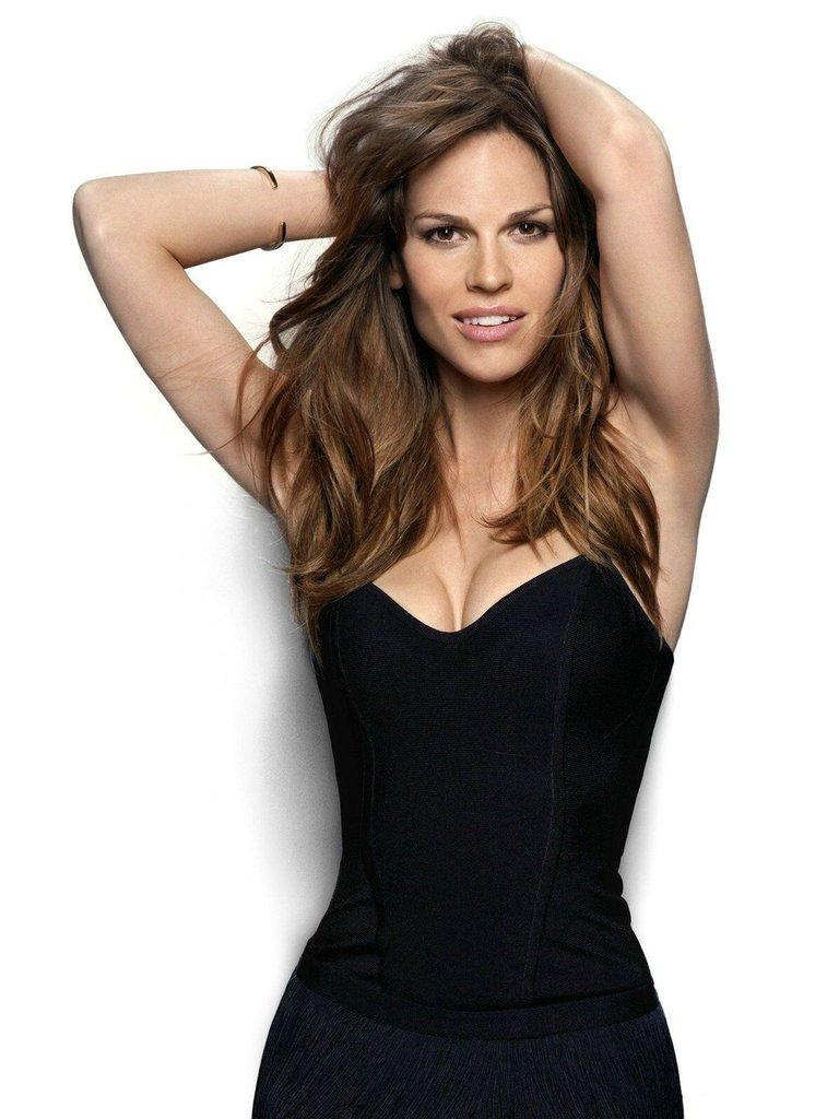 hilary swank hot...Hilary Swank Biography