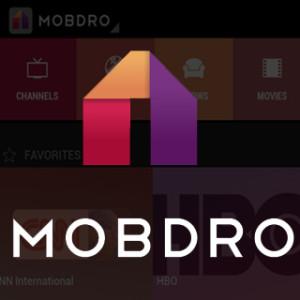 Mobdro App Download