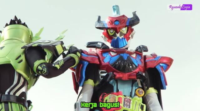 Download Kamen Rider Ex-Aid Episode 33 Subtitle Indonesia