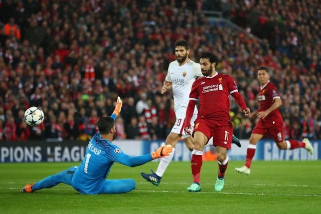 موعد مباراة ليفربول وروما الأربعاء 2-5-2018 في دوري أبطال أوروبا والقنوات الناقلة