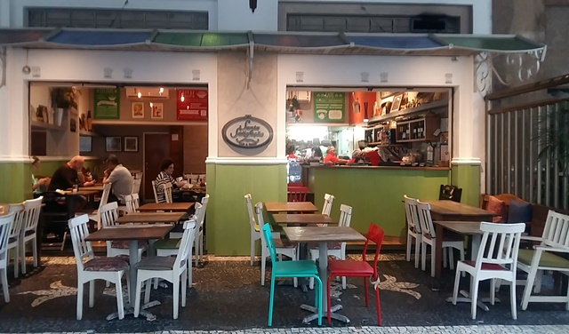 do Bistro Santa Satisfacao