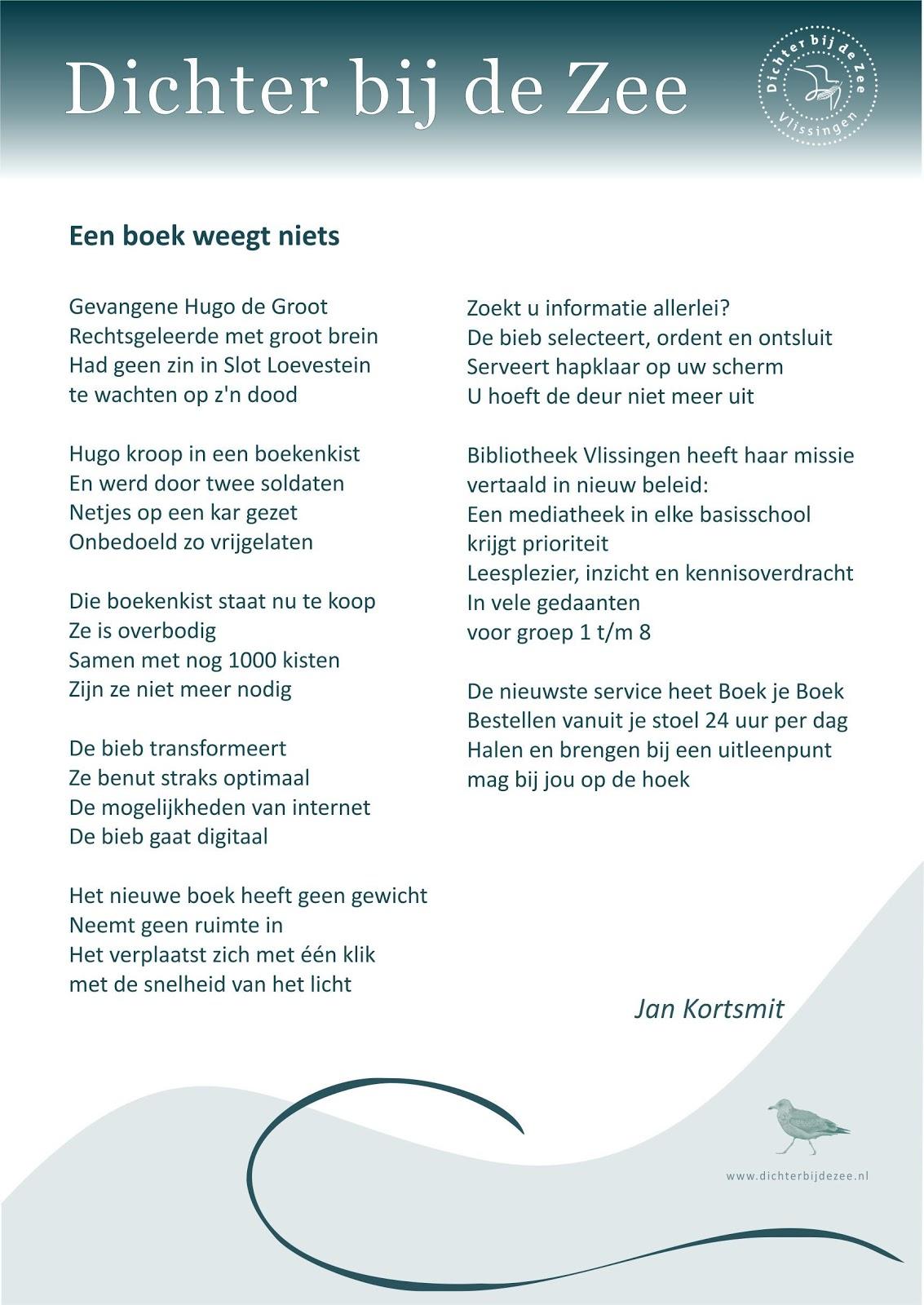 Dichter Bij De Zee 2012