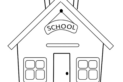 Kategori Contoh Gambar Mewarnai Gedung Sekolah Photokabalfalah