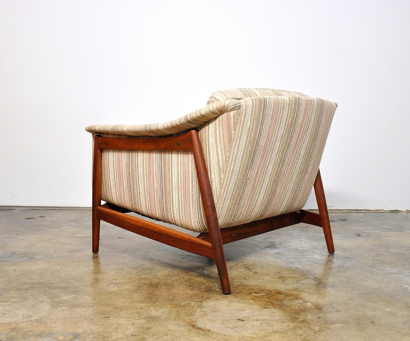 Select Modern Folke Ohlsson Lounge Or Club Chair