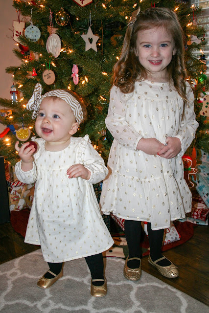 i was so excited for the girls to wear these beautiful dresses on christmas eve i found them at old navy on black friday i saw reaghans and thought it - Old Navy Christmas Eve Hours
