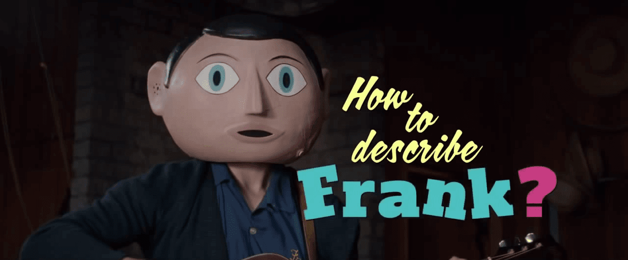 how to describe frank