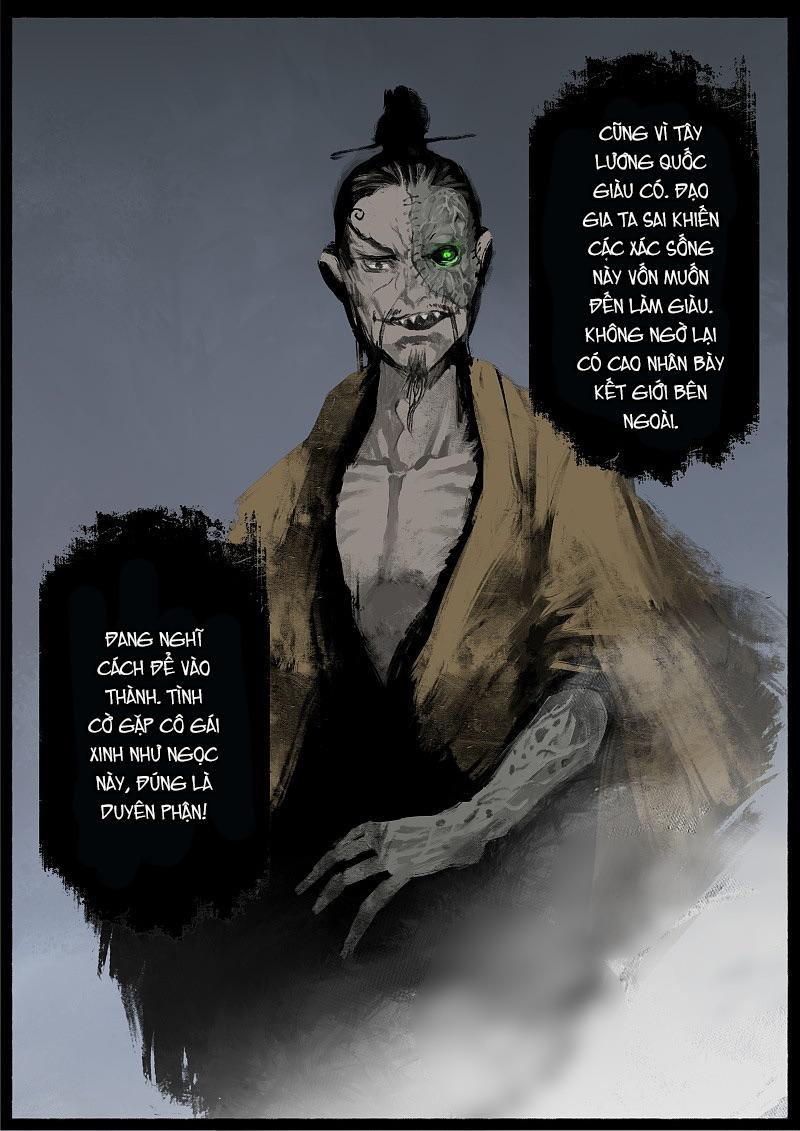 Tây Du Ký ngoại truyện chap 40 - Trang 17